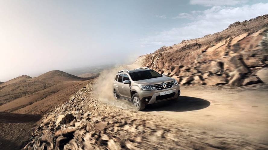 2018 Renault Duster resmi olarak tanıtıldı