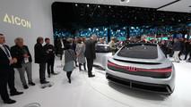 Audi Aicon Concept live images