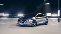 Mercedes-Benz EQ A Concept