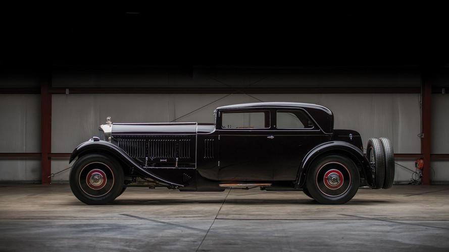 Bentley 6 ½ Litres Speed Six Sportsman's Saloon de 1930 - 2'901'130 euros (3'410'000 $)