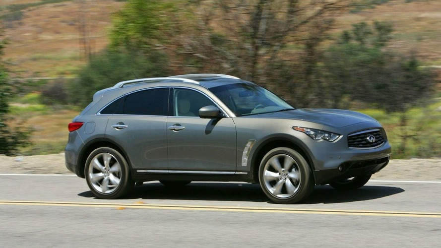 Infiniti Announces US Canada Pricing on 2009 FX50 and FX35