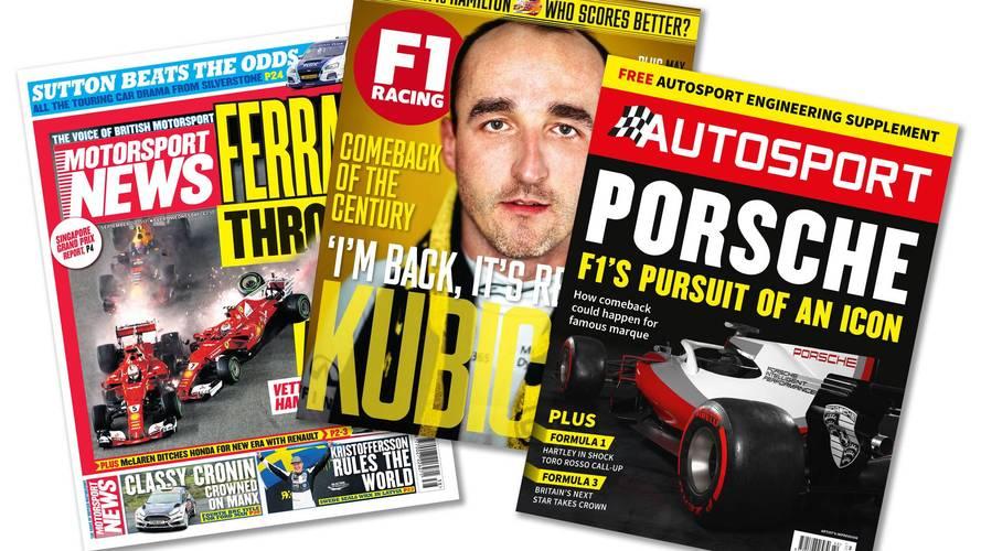Motorsport Network anuncia expansão no Reino Unido