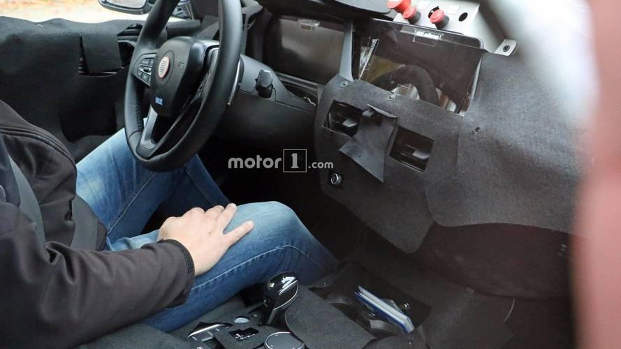 BMW Série 1 2019 - Flagra Interior