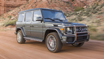 2016 Mercedes-AMG G65: Review