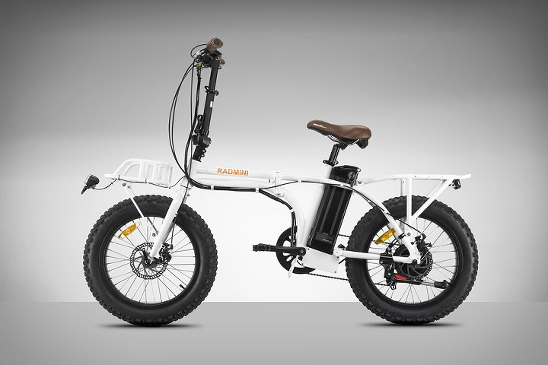RadMini Electric Bike is Foldable, Affordable, And Just Plain Cool