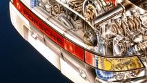 Porsche 959 Cutaway by: David Kimble