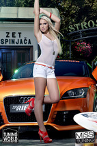 This is Miss Tuning World 2012