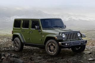The Next-Gen Jeep Wrangler Gets Diesel and Hybrid Variants