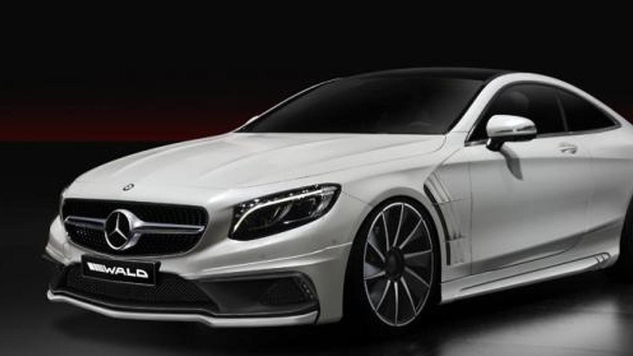 Wald International previews their Mercedes S-Class Coupe