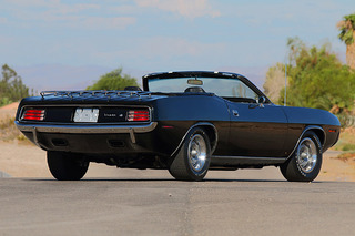 Rare Hemi Cuda Auctions for an Incredible $2.25 Million