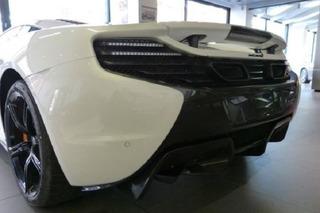 Super Rare McLaren 650S MSO For Sale