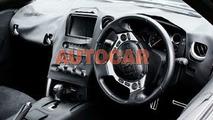 Nissan GT-R interior