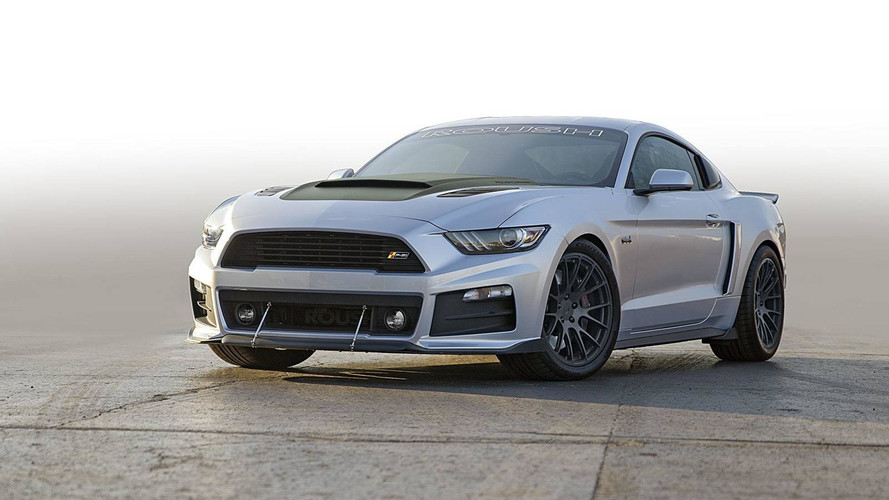 Roush Reveals P-51 Mustang Tribute, Its Most Powerful Model Ever