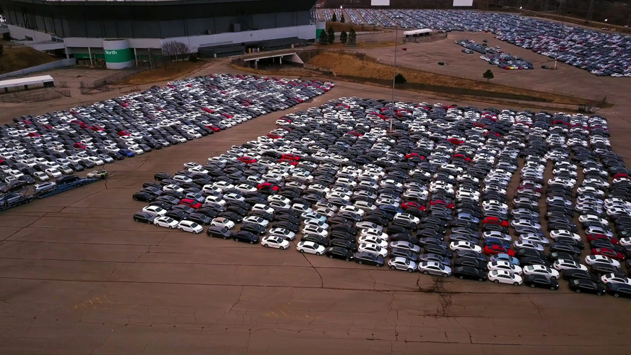Volkswagen, Audi Cars Stolen From Dieselgate Buyback Parking Lot