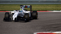 Os carros de Felipe Massa na Formula 1