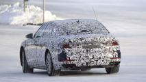 2019 Audi S8 spy photo