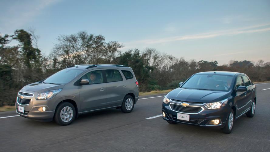 Briga em casa - Chevrolet Spin LT x Cobalt LTZ