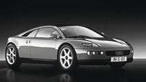 1991 Audi Quattro Spyder concept