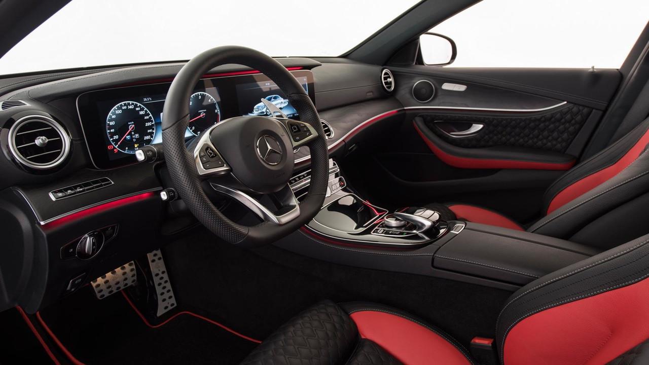 Mercedes E-Class Wagon Brabus