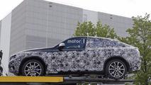 2019 BMW X4 spy photo