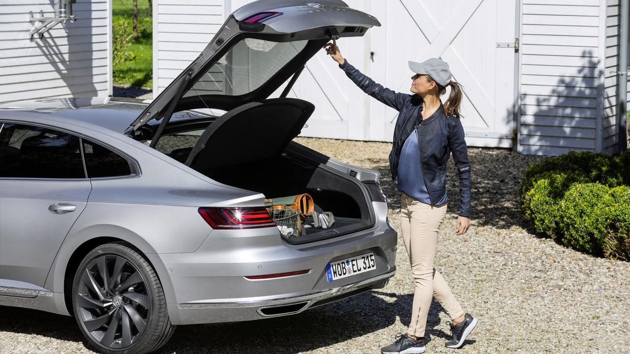 Arteon Shooting Brake >> VW Arteon Six-Cylinder Engine, Shooting Brake Version Considered