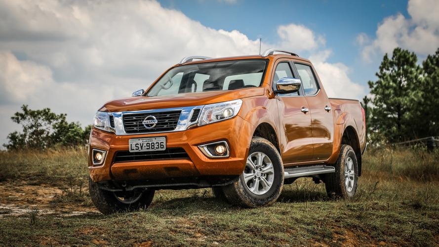 Nissan Frontier fica mais cara e parte de R$ 152.390