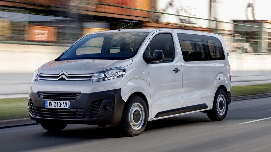 Novo utilitário, Citroën Jumpy será lançado em outubro