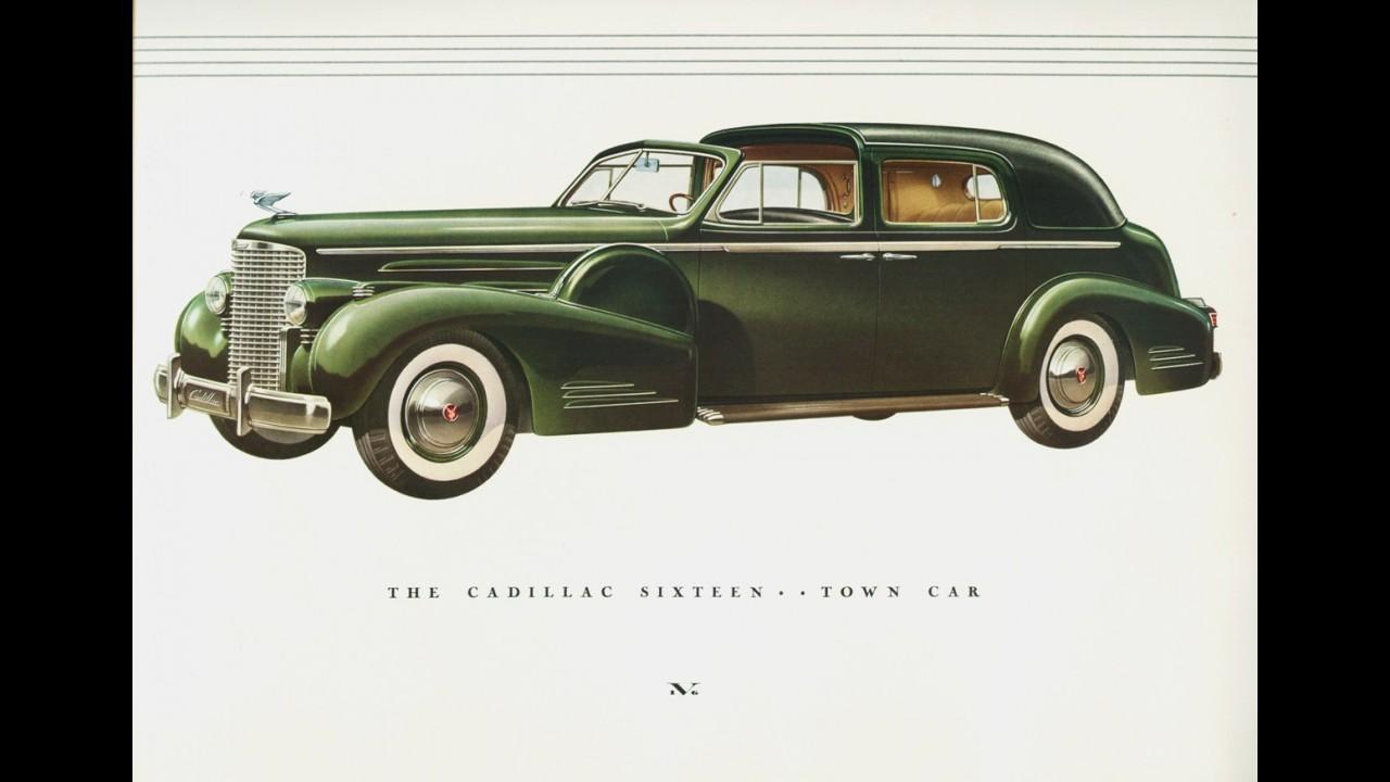 Cadillac V-16 Town Car