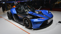 2013 KTM X-BOW GT at 2013 Geneva Motor Show