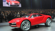 Italdesign Giugiaro Parcour coupe