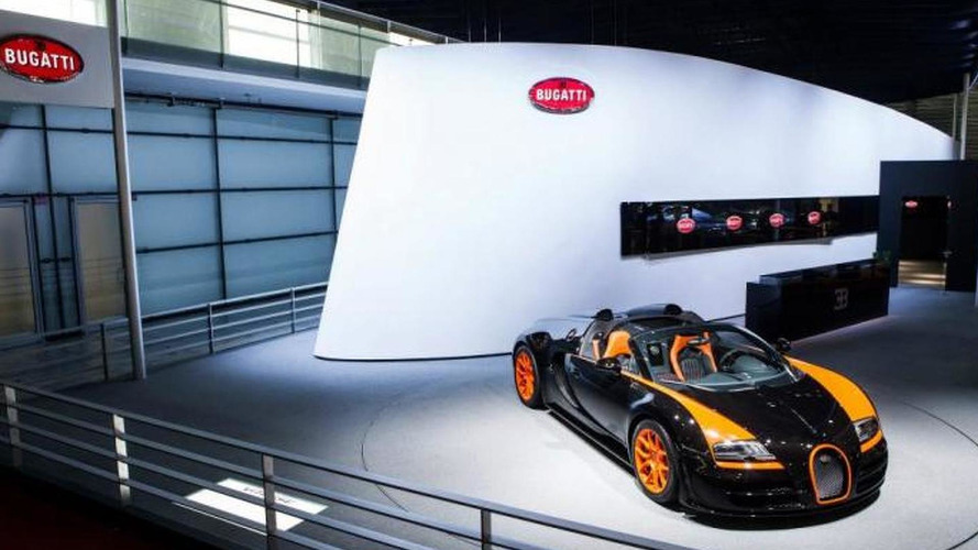 Bugatti video proves Veyron Grand Sport Vitesse World Record Car Edition hit 408.84 km/h