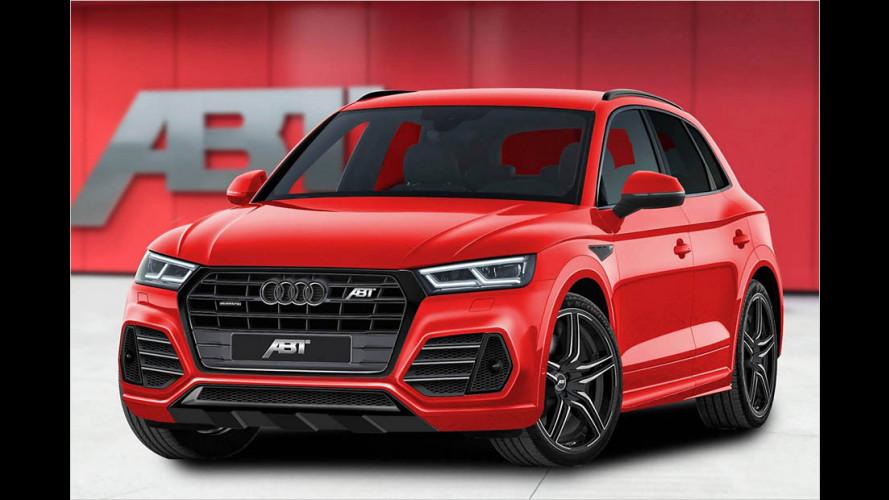 Audi SQ5 von Abt: RS-Träume