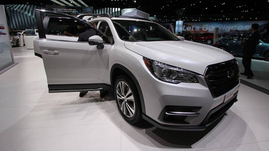5 Cool Features Your Dog Will Love About The Subaru Ascent