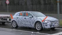 Mercedes-Benz GLA-Serisi casus video