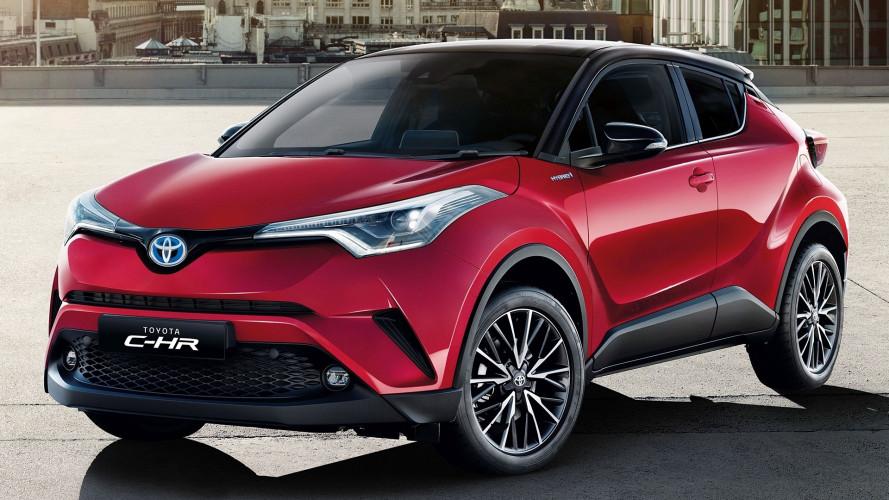 Toyota C-HR, arriva il nuovo allestimento Trend