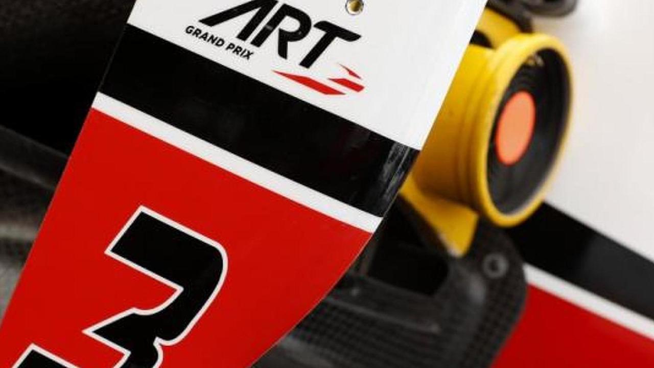 Art GP 2014 GP2 race car