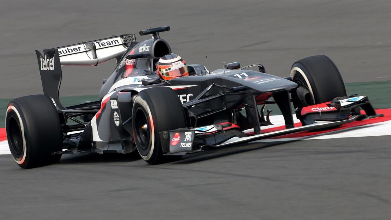 Nico Hulkenberg 25.10.2013 Indian Grand Prix