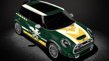 2014 MINI Cooper KNIGHTLY ENDEAVORS By Rebecca S.