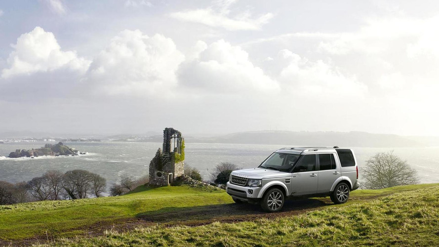 Land Rover Discovery XXV Special Edition celebrates the model's 25th anniversary