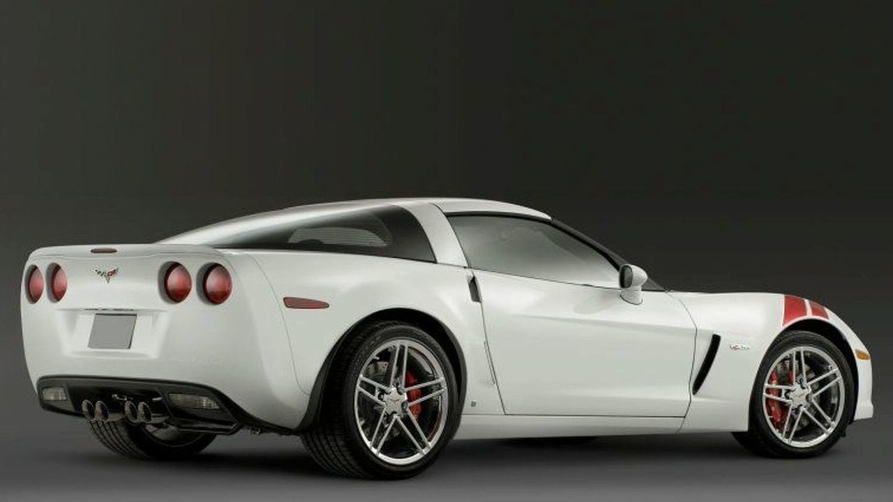 Ron Fellows Edition Corvette