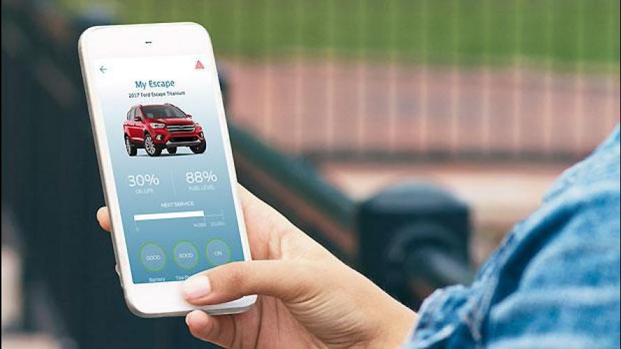 Ford SYNC Connect, l'auto ora si controlla con lo smartphone