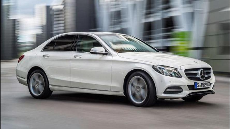 La nuova Mercedes Classe C arriva in Italia