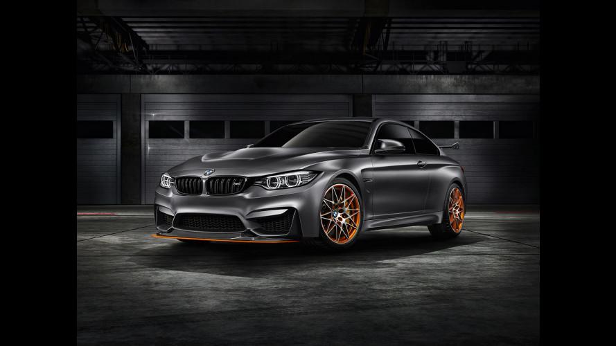 BMW M4 Coupé GTS Concept