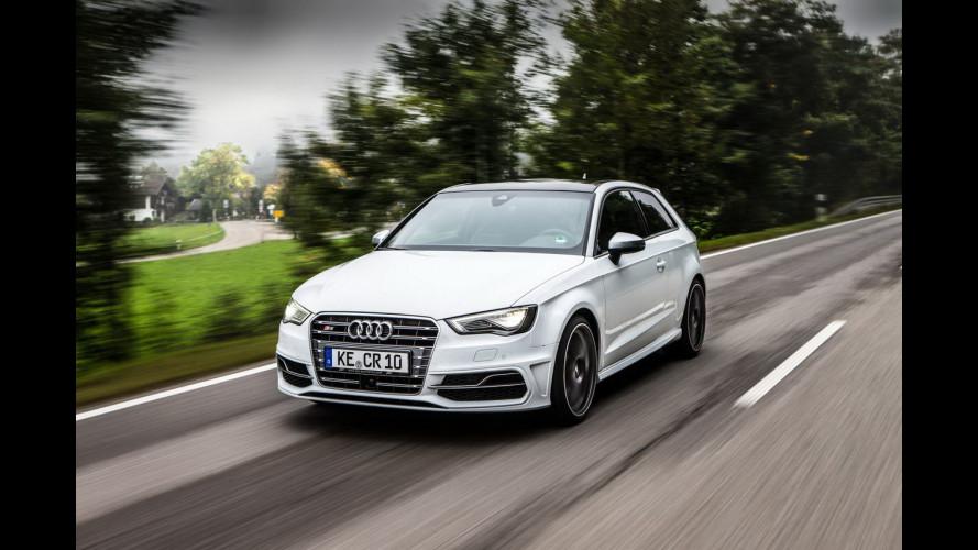 ABT Audi S3: veloce, sportiva e sensuale
