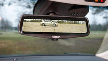 Cadillac CT6 streaming video mirror
