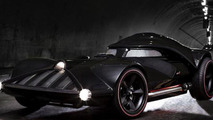 Darth Vader car by Hot Wheels