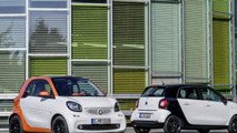 2015 Smart ForTwo and ForFour leaked official image
