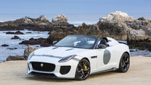 Jaguar F-Type Project 7 (US-spec)