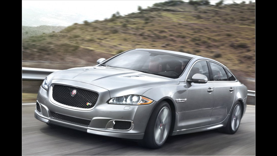 Jaguar XJR: Königs-Katze