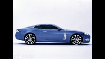 Jaguar Advanced Lightweight Coupe Concept